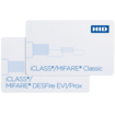 HID® iCLASS® + MIFARE® Classic or MIFARE® DESFire® EV1 + Prox 252, 262 & 263