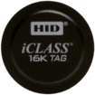 HID® iCLASS® 206x Tag with Adhesive Back
